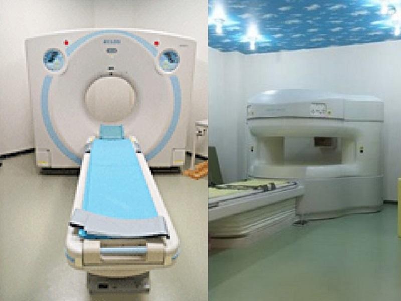 CT検査、MRI検査